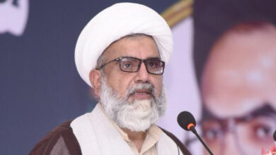 We are a nuclear power and know to defend our ideological and geographical defense and assets, Allama Raja Nasir Abbas