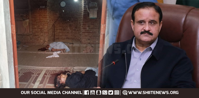 Incompetent cowardly government of Buzdar has failed to protect Shian e Haider e Karar in Punjab