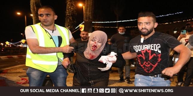 Ansarullah Condemns Israeli Crimes Against Worshipers in Al-Aqsa