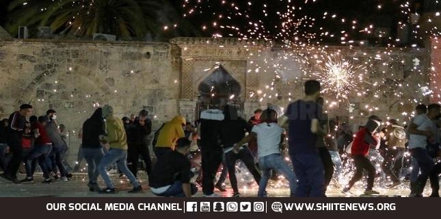 Muslim countries condemn violent Israeli raid on al-Aqsa Mosque