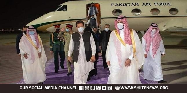 PM Imran, bin Salman commit to 'fortify upward trajectory' in bilateral relations