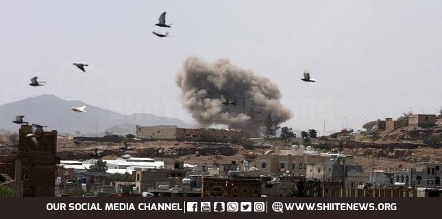 Saudi strike kills at least 7 civilians preparing for Quds Day rally in Yemen's Ma'rib