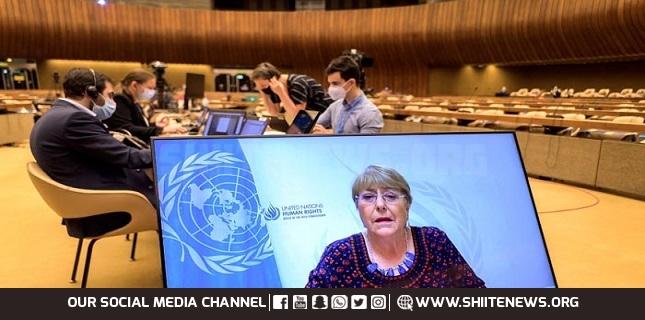 UN rights body orders international probe into Israel's human rights violations in Gaza war