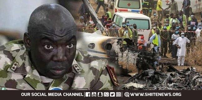 General Zia-ul-Haq Part II, Nigerian Army Chief gone to hell in air crash