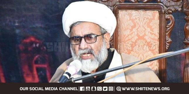 Allama Raja Nasir Abbas