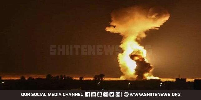 'Israel' Breaks Ceasefire