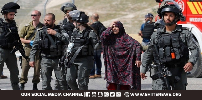 Palestinian teenager killed