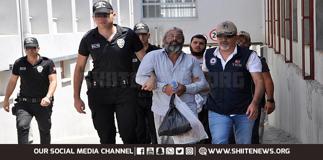 14 ISIL suspects nabbed in Istanbul