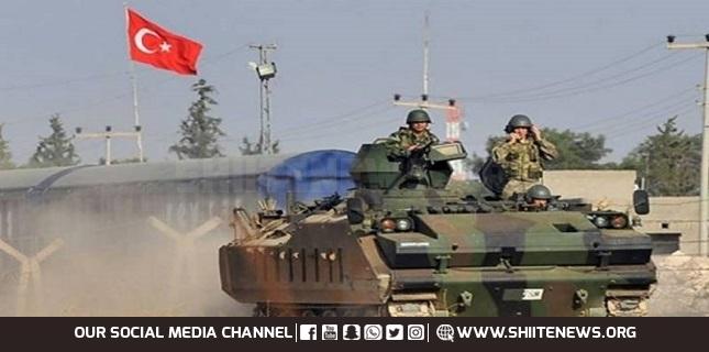 A Turkish soldier killed in northern Iraq
