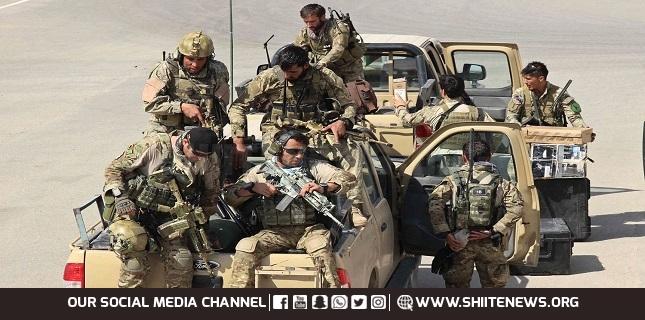 Afghan forces attack Taliban, retake towns as top leaders plan US visit