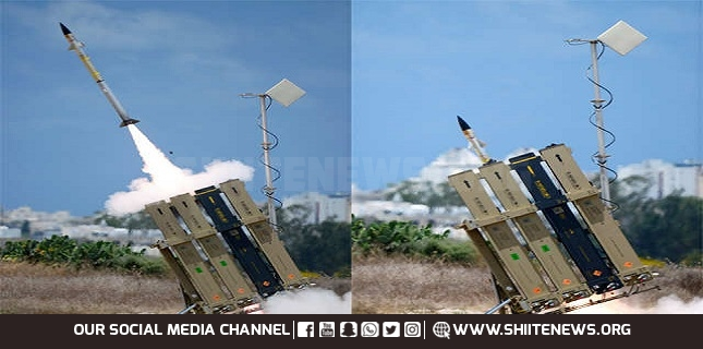 After Gaza slaughter, Israel wants another $1 bln to replenish Iron Dome