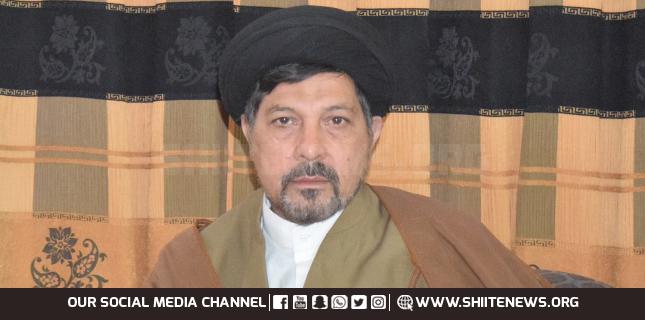 Allama Baqir Abbas Zaidi