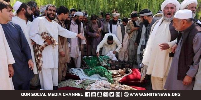 Eight killed as twin blasts hit buses in Kabul's Shia Hazara neighborhoods