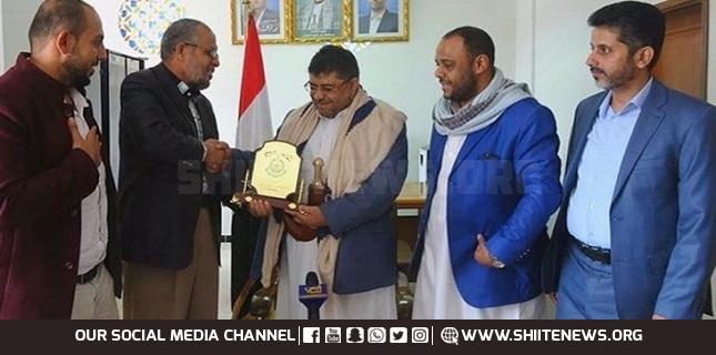 Hamas envoy thanks Yemenis over support, love for Palestine