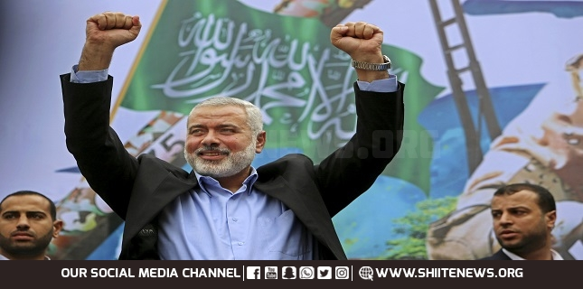 Haniyeh: Palestinians have 'many missions' ahead after Gaza victory over Israel