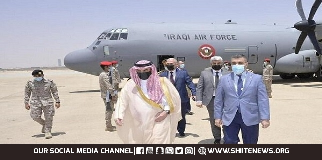 High-ranking Iraqi security delegation visits Saudi Arabia