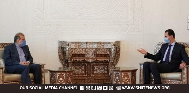 Iran, Syria Vow to Broaden Bilateral Ties