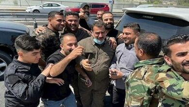 PMU commander in Al Anbar freed after charges dropped