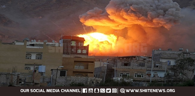 Powerful explosion hits Yemen's Sana'a
