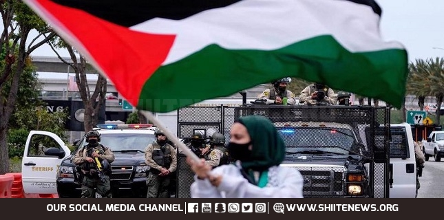 Resistance groups urge Palestinians to stand against flag march