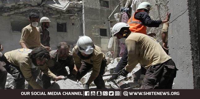 Russia: White Helmets, militants preparing false-flag chemical attacks in Syria's Idlib