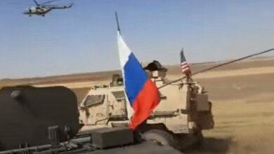 Russian troops block US patrol in northern Syria