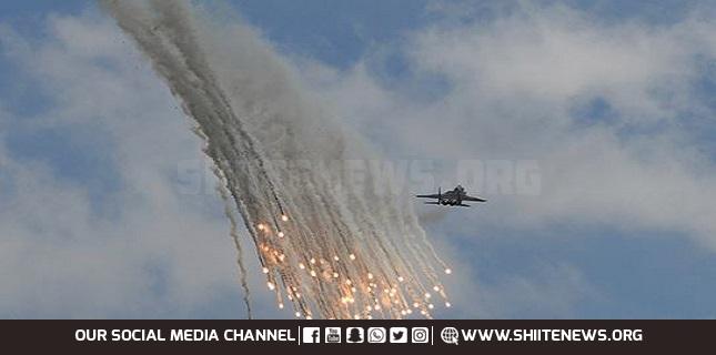 Saudi coalition fighter jets