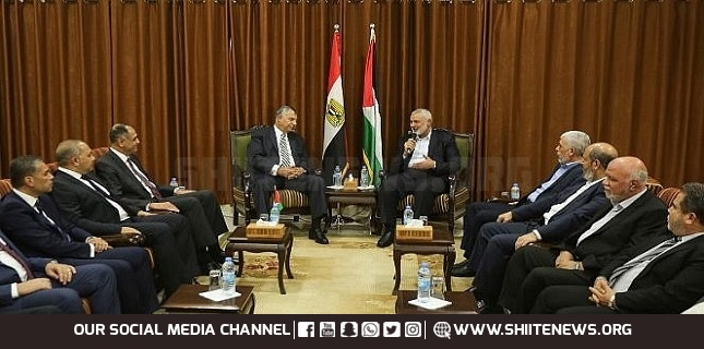Senior Hamas delegation in Cairo to discuss Gaza's situation