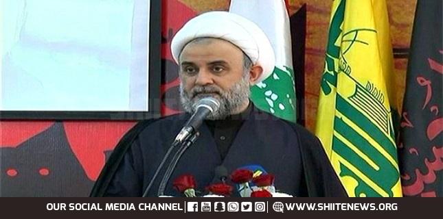 Sheikh Nabil Qaouq