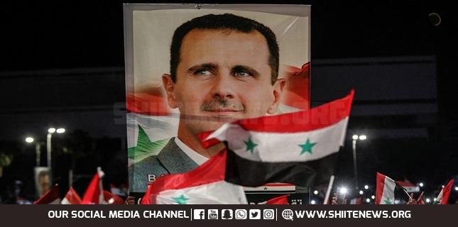 Syria's liberation