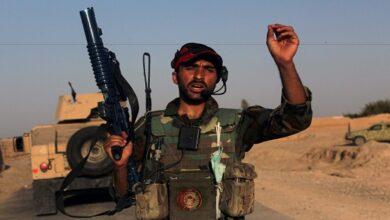 Taliban military