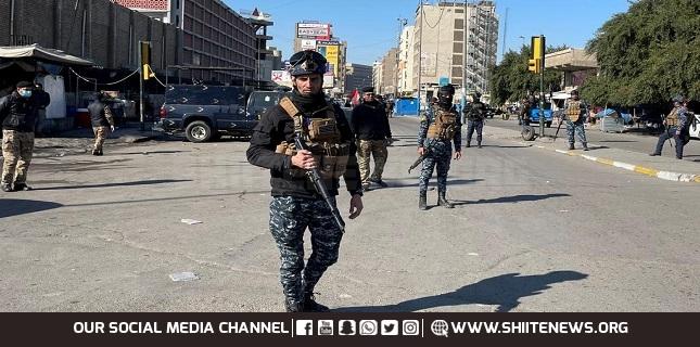 Terrorist attack in northern Baghdad leaves nine people killed, injured