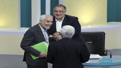 Two candidates withdraw to contest in Iranian presidential race