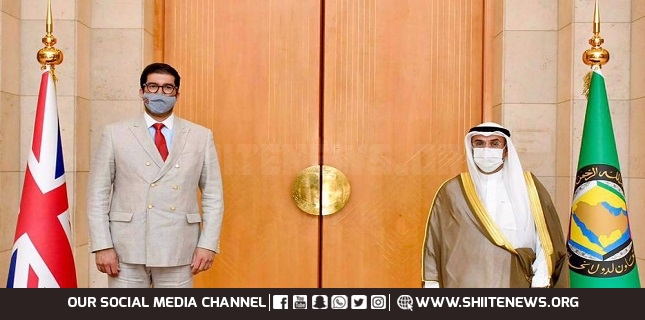 UK minister visits Saudi on same day regime executes Shia youth