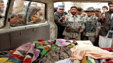 Hundreds of Afghan civilians killed, wounded in recent months