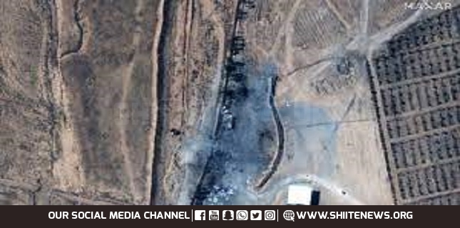 US claims staging airstrikes against Iraqi resistance groups along Syria border