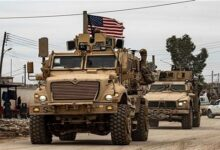 US military dispatches over 50 trucks to oil-rich Hasakah in northeastern Syria: Report