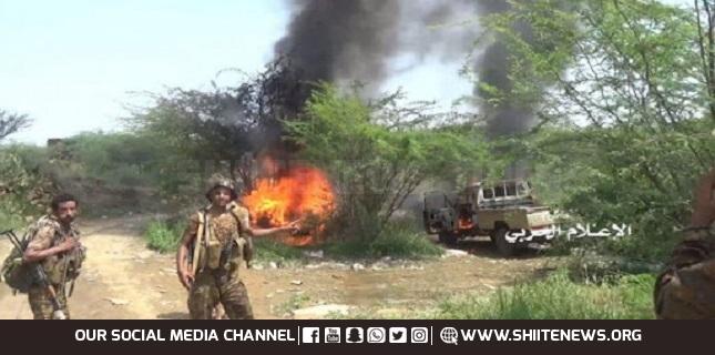 Yemeni army releases new videos of successful operation in Saudi Arabia's Jizan