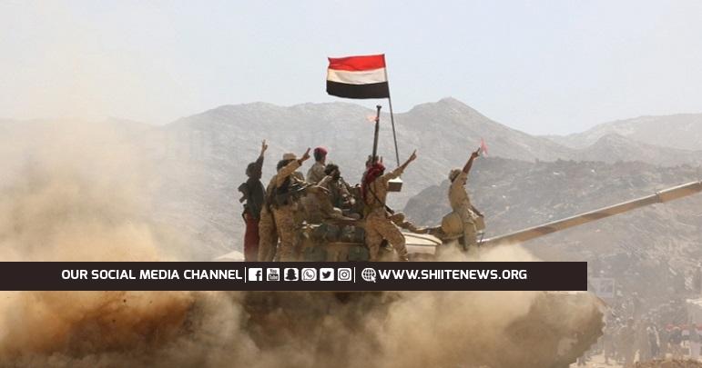 Yemeni missiles hit Saudi-backed forces in Ma'arib