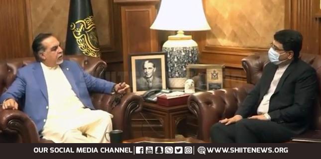 Pak-Iran cooperation is essential, Governor Sindh