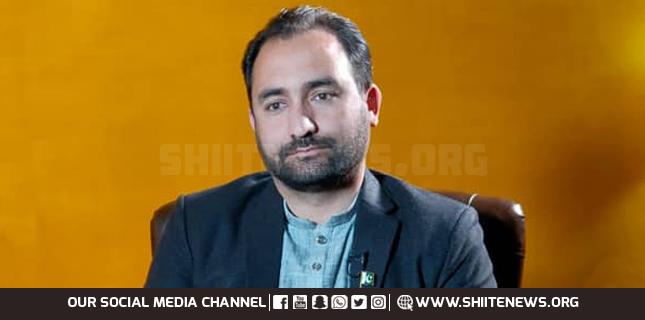 Minister Kazim Maisam