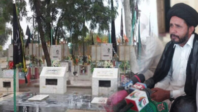 Shia Martyrs Monument demolished in KP