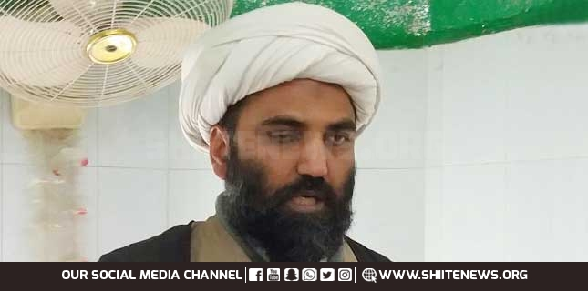 FATF is a tool to enslave nations, Allama Maqsood Domiki