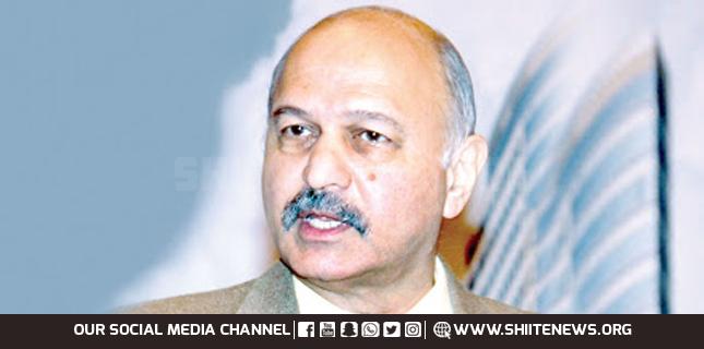 Senator Mushahid Hussain Syed