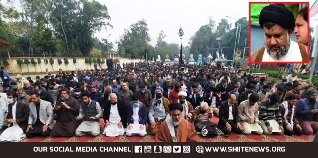 Reducing Shia representation in Muttahida Ulema Board by 50% is not acceptable, says Imams of Friday prayers and Jamaat