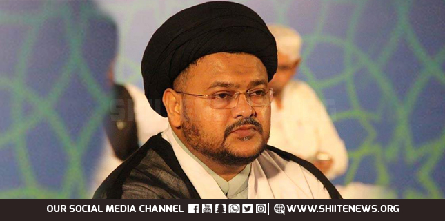 Is there anyone accountable to action of K Electric? or it has been left uncheck to oppression, Allama Nazir Taqwi