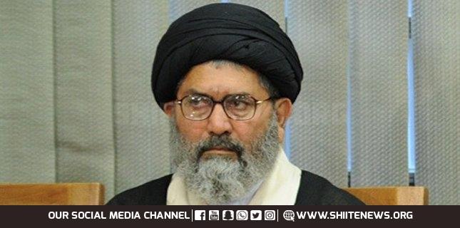 Allama Sajid Naqvi