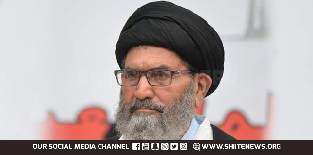 """Mufti Aziz-ur-Rehman, confessed to the crime, handed over to police on physical remand along with his sons Mufti Aziz-ur-Rehman's sexual misconduct with male students of Maddarsa silent companions of wicked Deoband Mufti.From this video, the people should understand that for these mullahs, Islam or the honorable Prophet hood and honorable companions have no meaning, but in fact, all this is done for the sake of """"honorable mullahism"""" for the sake of Allah. Shiite News: Aziz-ur-Rehman, a wicked Deobandi Mufti and a close associate of Maulana Fazlur Rehman, who took a false oath of innocence by laying his hands on the Holy Quran, has confessed his guilt. According to details, Mufti Aziz-ur-Rehman, accused of abusing a student of Manzoor-ul-Islam Madrassa in Cantt area of Lahore, has confessed to the crime during interrogation. According to police sources, accused Aziz-ur-Rehman admitted that the video belonged to him, which was secretly made by student Sabir Shah. The accused confessed that he had abused Sabir Shah by tricking him into passing. According to the accused, after the video of the sexual misconduct with male student went viral, he became frightened. His sons threatened Sabir Shah and stopped him from talking to anyone. Police sources said that accused Aziz-ur-Rehman made a statement that Sabir Shah made the video viral despite the ban. During the interrogation, Mufti Aziz-ur-Rehman said that he did not want to leave the madrassa, so he issued an explanatory video statement. The madrassa administrators and dignitaries had asked him to leave the madrassa after the video. According to police sources, the accused stayed with the students in Township, Sheikhupura, Faisalabad after the case was registered. The phone location of accused Aziz-ur-Rehman and his sons was traced. The accused was hiding in Mianwali when the police arrested him. According to police sources, accused Aziz-ur-Rehman stated that he was very ashamed of what he had done. Wicked Deoband Mufti """