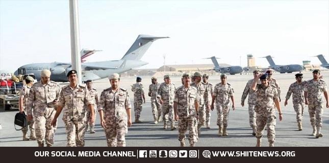 Saudi air drill