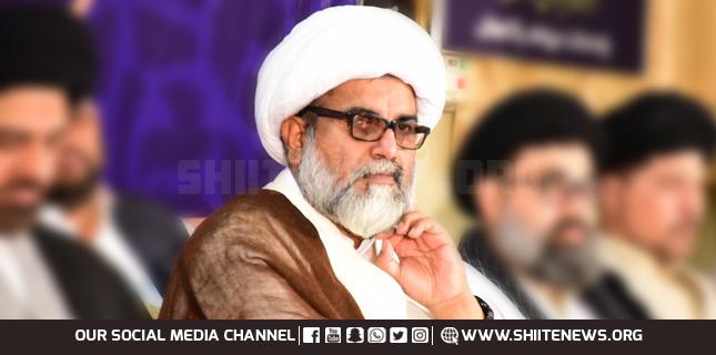 We intend to nurture political sense in nation which our bestow us, Allama Raja Nasir Abbas